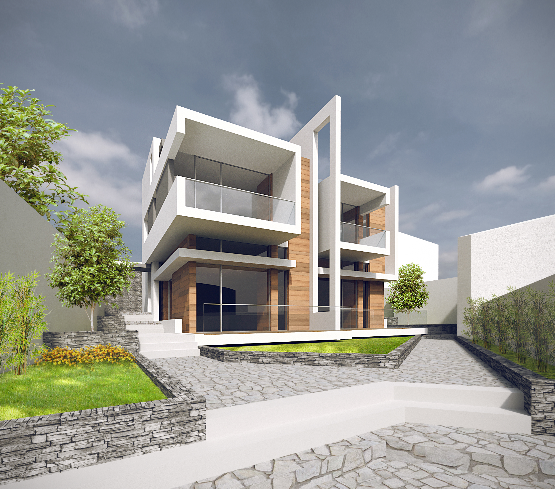 ANI Residential House
